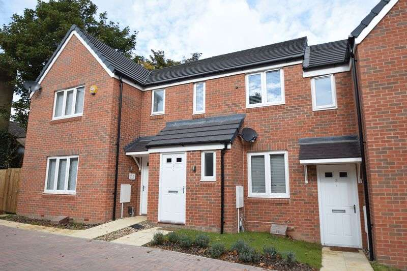 2 Bedrooms Terraced House for sale in Guardian Way, Luton