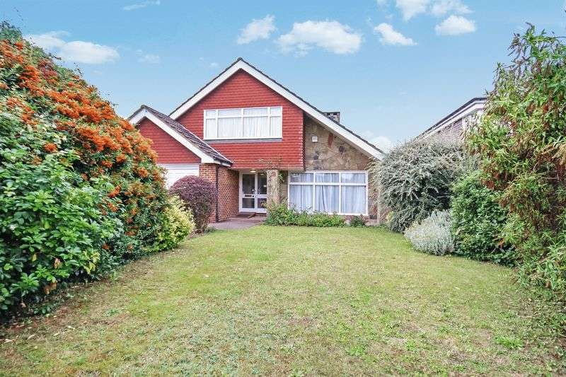 3 Bedrooms Detached House for sale in SOUTH CHEAM