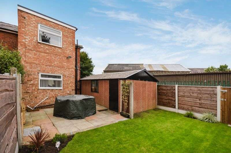 2 Bedrooms Terraced House for sale in Saxon Street, Radcliffe, Manchester, M26