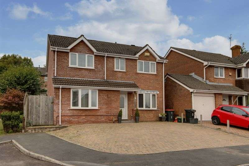 4 Bedrooms Detached House for sale in Cypress Close, Newport