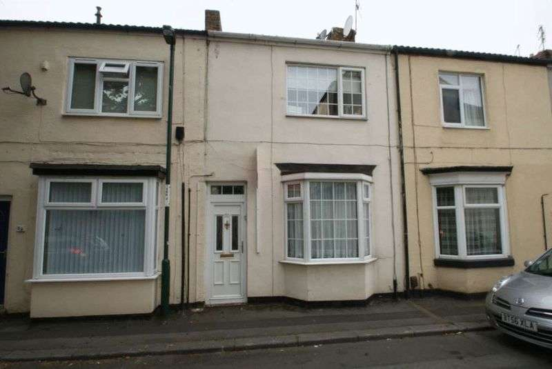 2 Bedrooms Terraced House for sale in Union Street TS14 6HL