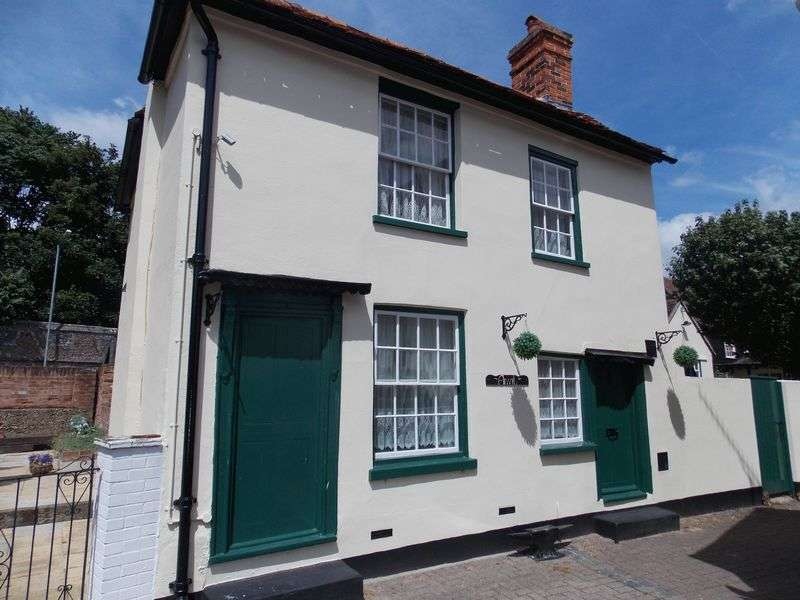 3 Bedrooms Detached House for sale in Church Square, St. Osyth
