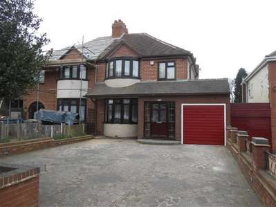 3 Bedrooms Semi Detached House for sale in Field Road, Bloxwich