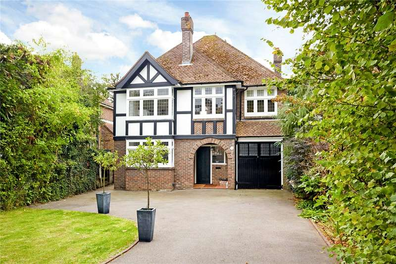 4 Bedrooms Detached House for sale in Claremont Gardens, Tunbridge Wells, Kent, TN2