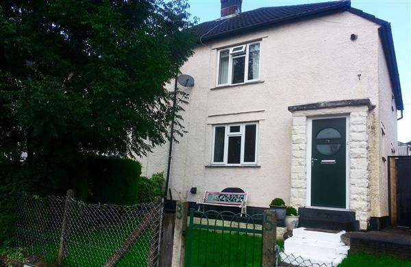 3 Bedrooms Semi Detached House for sale in Oak Street, Rhydfelin