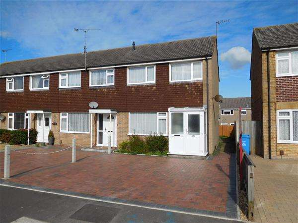 3 Bedrooms End Of Terrace House for sale in Freshwater Drive, Poole