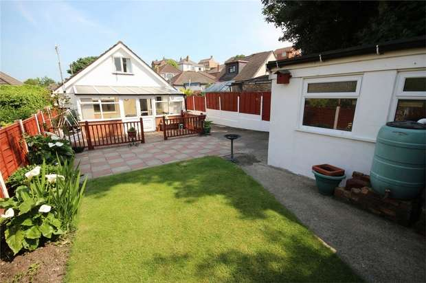 5 Bedrooms Detached Bungalow for sale in Beresford Road, POOLE, Dorset