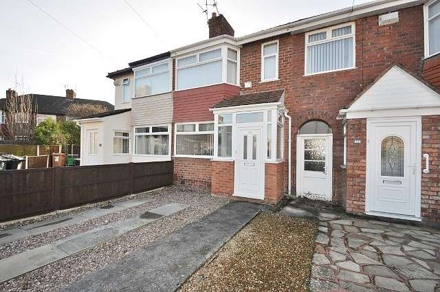 2 Bedrooms House for sale in Patricia Avenue, Birkenhead