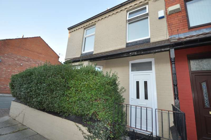 2 Bedrooms End Of Terrace House for sale in Upper Rice Lane, Wallasey