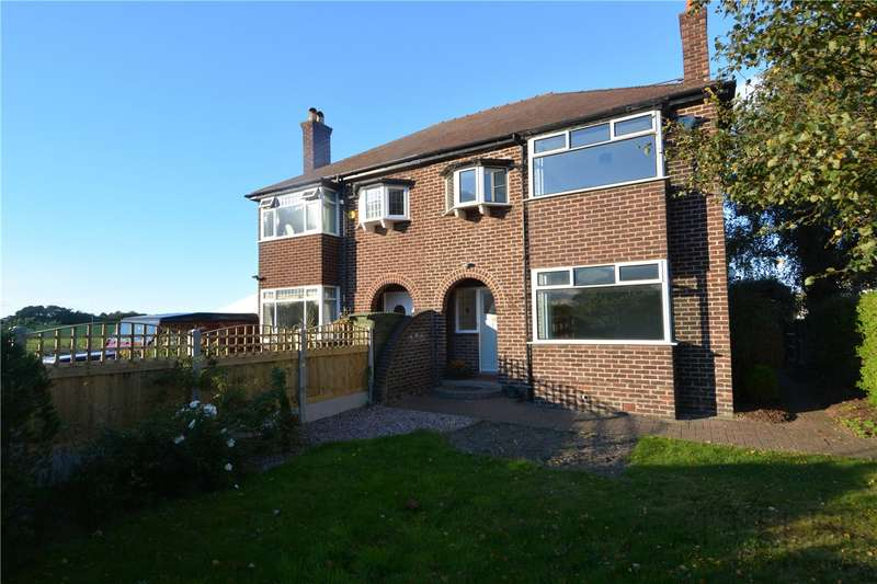 3 Bedrooms Semi Detached House for sale in Gills Lane, Barnston, Wirral