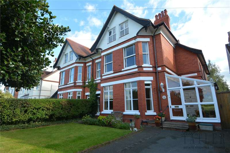 5 Bedrooms Semi Detached House for sale in Riverbank Road, Lower Heswall, Wirral