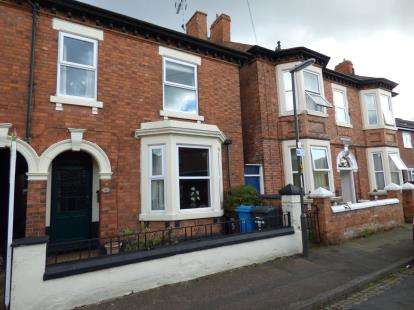 3 Bedrooms Semi Detached House for sale in Stanley Street, Long Eaton, Nottingham