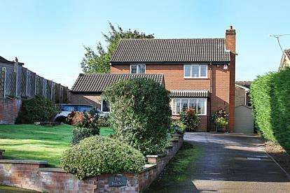 4 Bedrooms Detached House for sale in Norbriggs Road, Woodthorpe, Chesterfield