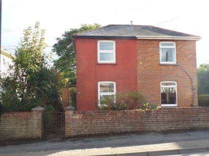 2 Bedrooms Semi Detached House for sale in Wootton Bridge, Ryde, Isle Of Wight