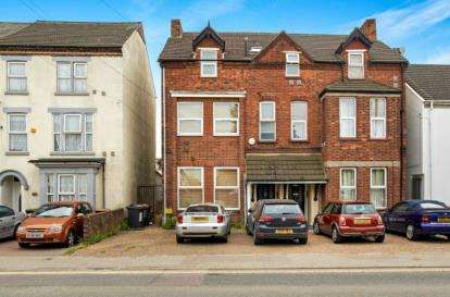 2 Bedrooms Flat for sale in Kempston Road, Bedford, Bedfordshire