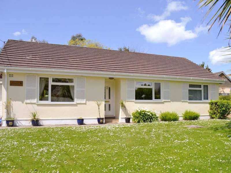 3 Bedrooms Detached Bungalow for sale in Riverside, Brewery Hill, Lelant