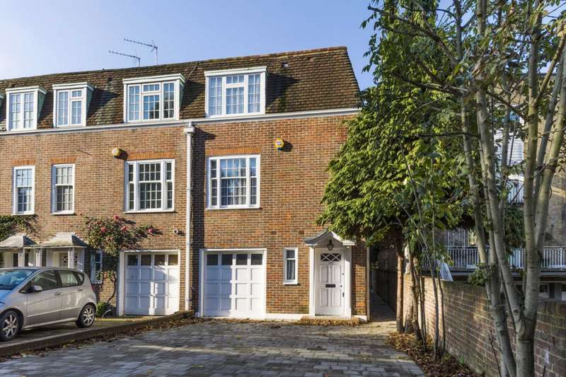 4 Bedrooms House for sale in Abbotsbury Road, Holland Park