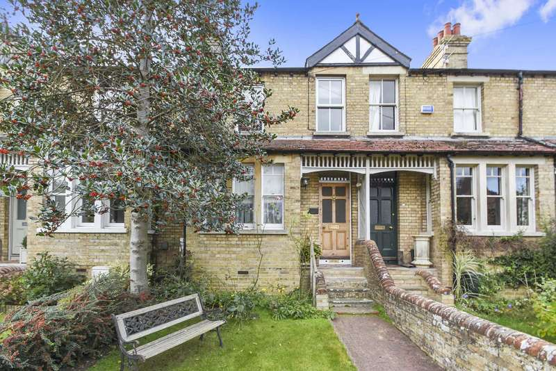 3 Bedrooms Terraced House for sale in Water Eaton Road, North Oxford