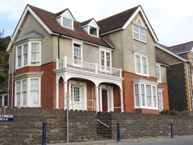 2 Bedrooms Flat for sale in North Road, Aberystwyth