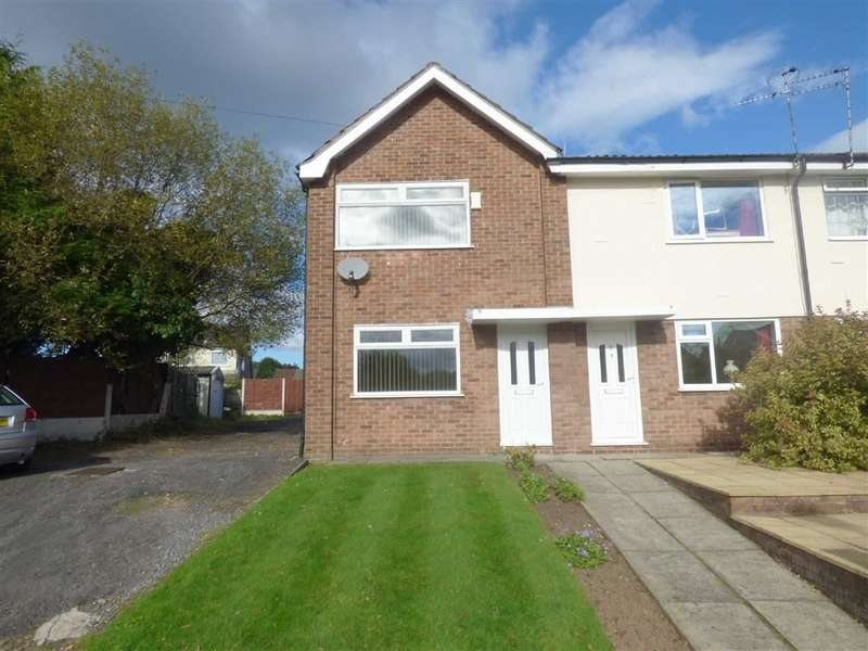 2 Bedrooms Property for sale in Summerfield Drive, Middleton, Manchester, M24