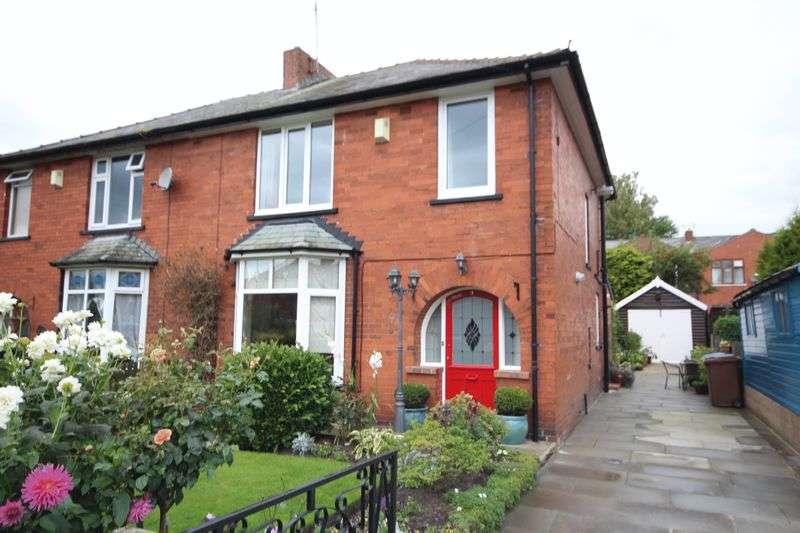 3 Bedrooms Semi Detached House for sale in LONSDALE AVENUE, Kingsway, Rochdale OL16 5HP