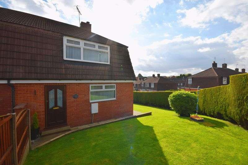 3 Bedrooms Terraced House for sale in Spring Crescent, Brown Edge