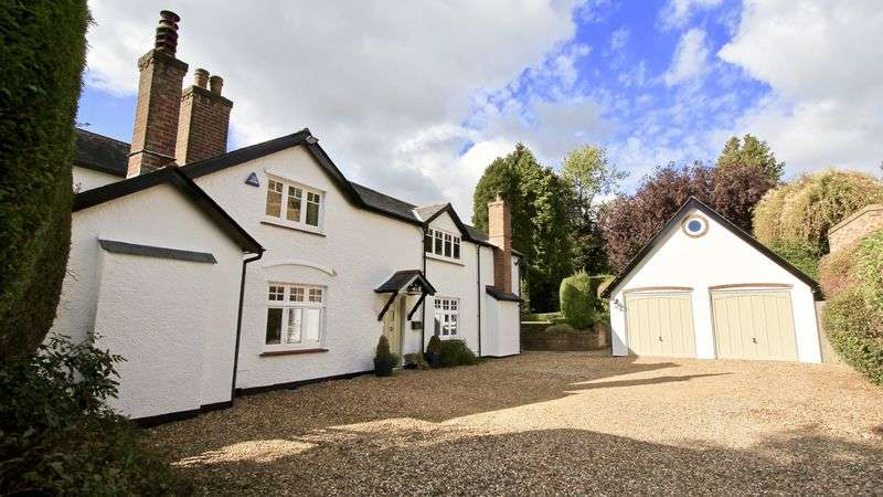 4 Bedrooms Detached House for sale in Perks Lane, Great Missenden