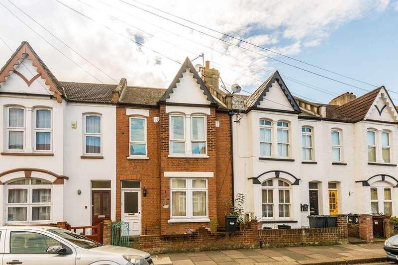 2 Bedrooms Flat for sale in Argyle Avenue, Hounslow, TW3