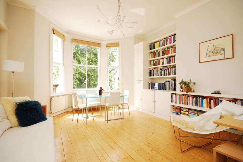 1 Bedroom Flat for sale in St Quintin Avenue, North Kensington, W10
