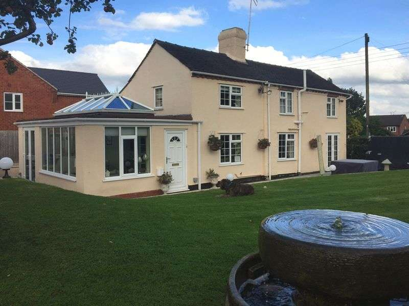 3 Bedrooms Detached House for sale in Apple Tree Cottage, Eccleshall, Staffordshire