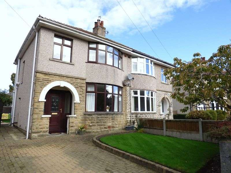 3 Bedrooms Semi Detached House for sale in Nicholson Crescent, Bare