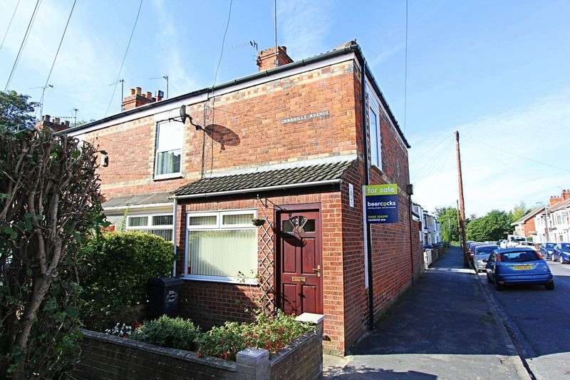2 Bedrooms Property for sale in Granville Avenue, Hull