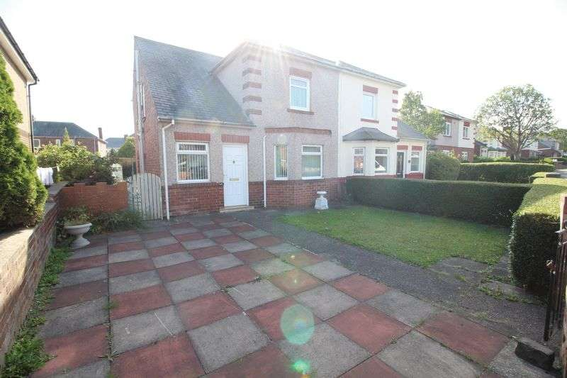 3 Bedrooms Semi Detached House for sale in Wood Terrace, Jarrow