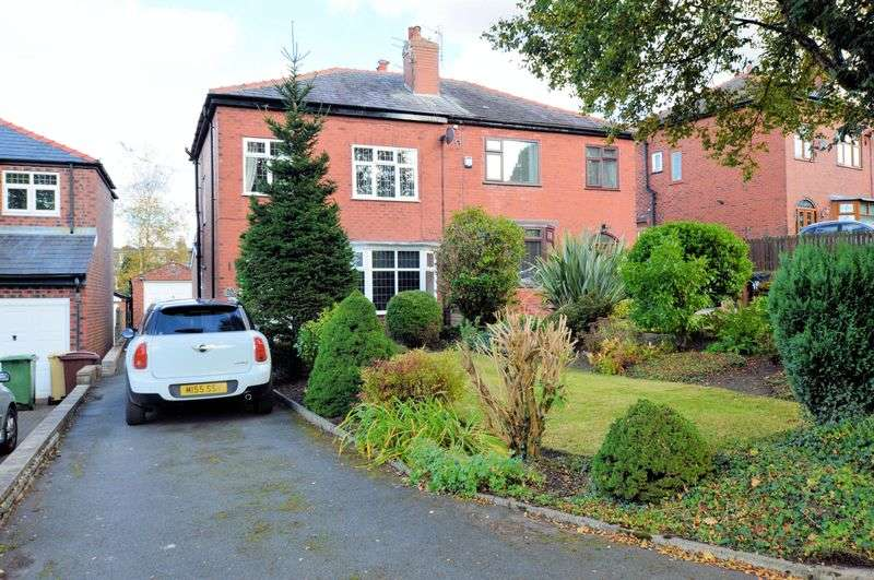 3 Bedrooms Semi Detached House for sale in Hardy Mill Road, Harwood, Bolton