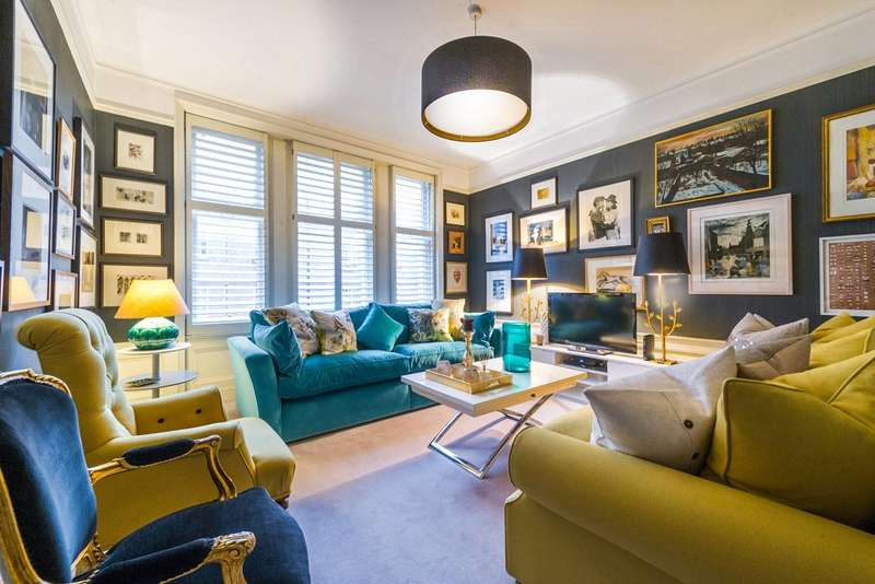 2 Bedrooms Apartment Flat for sale in Ridgmount Gardens, London, WC1E