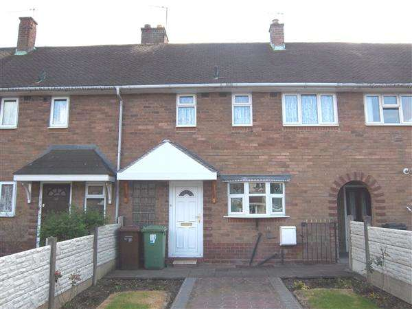 3 Bedrooms Terraced House for sale in Priestley Road, Walsall