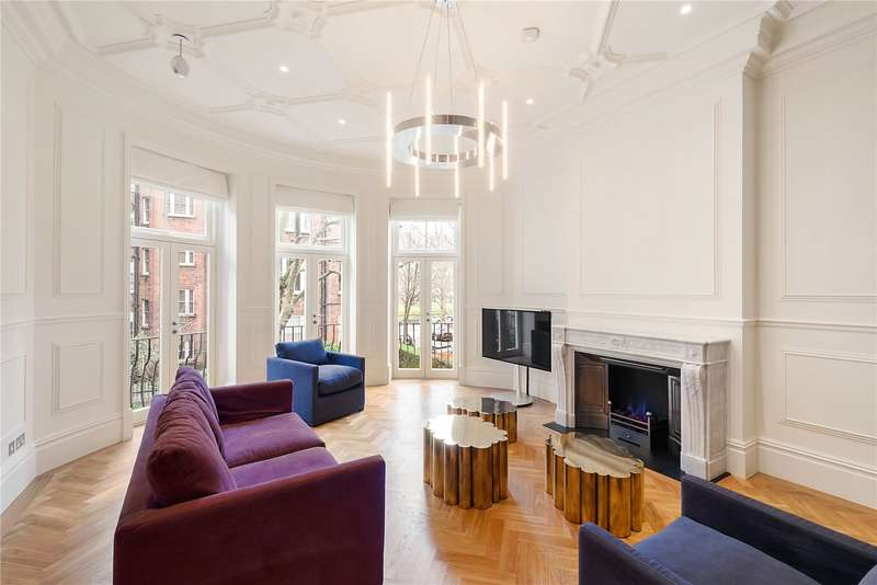 2 Bedrooms Flat for sale in Sloane Court West, London, SW3