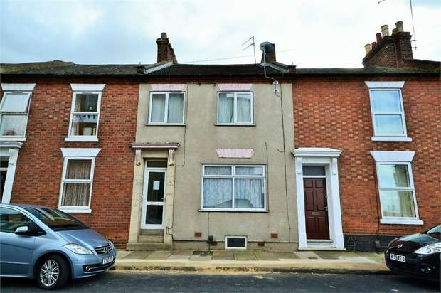 4 Bedrooms Terraced House for sale in Freehold Street, NORTHAMPTON