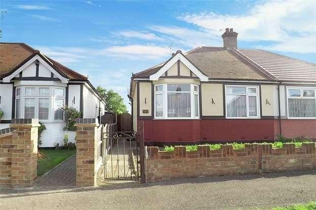 2 Bedrooms Semi Detached Bungalow for sale in High Road, Orsett, Grays, Essex