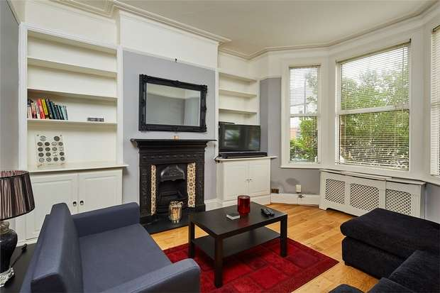 2 Bedrooms Flat for sale in Leghorn Road, Kensal Green, LONDON