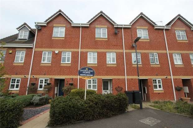 4 Bedrooms Town House for sale in Mimosa Close, Nuneaton
