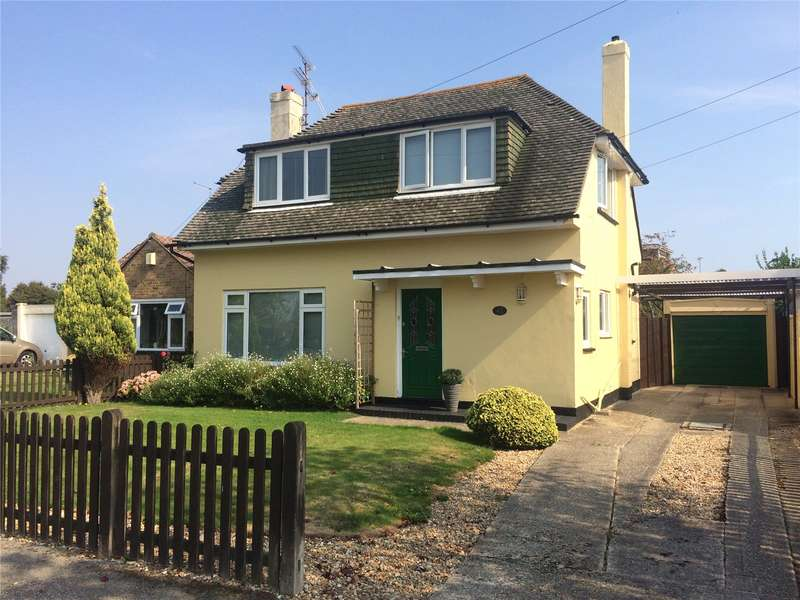 4 Bedrooms Detached Bungalow for sale in Esher Drive, Littlehampton, West Sussex, BN17