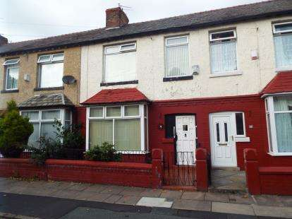 3 Bedrooms Terraced House for sale in Ionic Road, Old Swan, Liverpool, Merseyside, L13