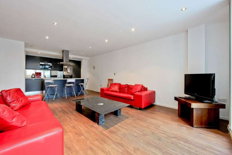 2 Bedrooms Apartment Flat for sale in The Oxygen Apartments, Western Gateway, Royal Victoria Dock, E16