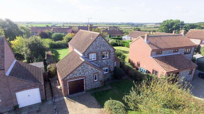 2 Bedrooms Detached House for sale in Langham