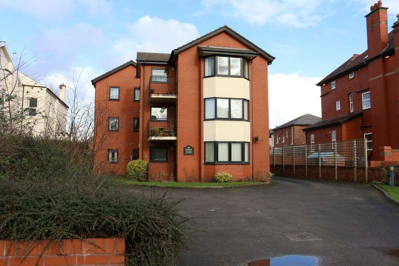 2 Bedrooms Flat for sale in Mowat Court, Scarisbrick New Road, Southport