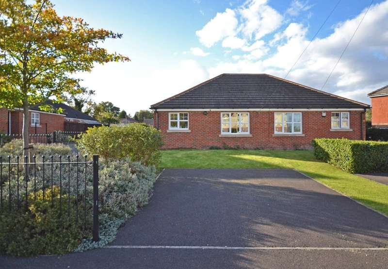 2 Bedrooms Semi Detached Bungalow for sale in Lambert Walk, Kendray, Barnsley