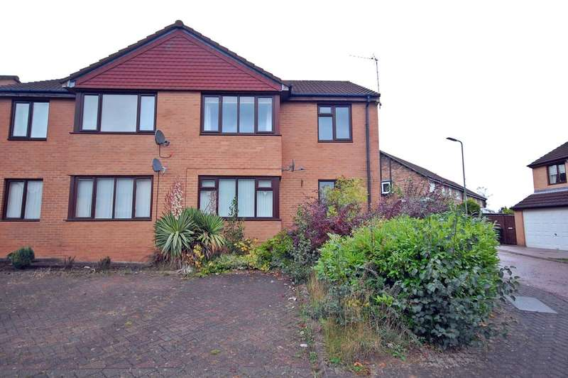 1 Bedroom Flat for sale in Farnham Close, Newton Hall, Durham