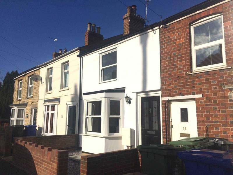 2 Bedrooms Terraced House for sale in Banbury Road, Brackley