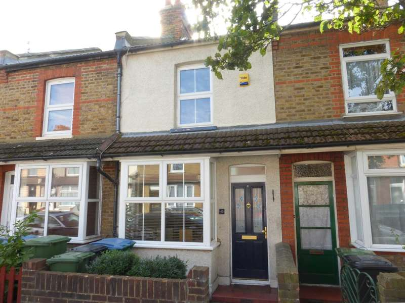 2 Bedrooms Terraced House for sale in Salisbury Road, Watford